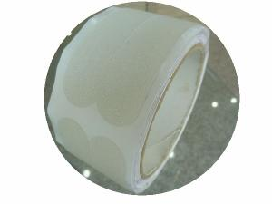 Clear PVC embossed Non-Skid Strip Tapes